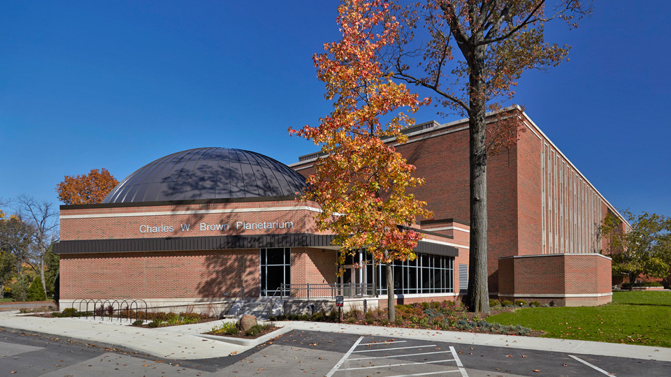 Charles W. Brown Planetarium and Observatory at Ball State University