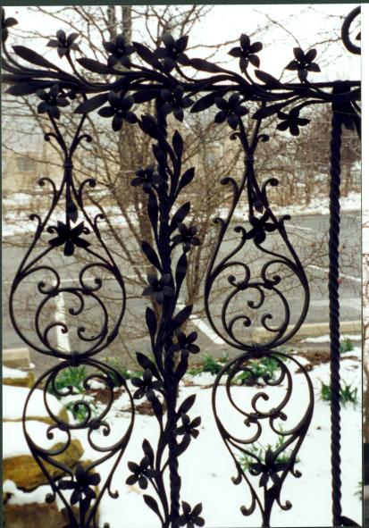 Colonnade Gates