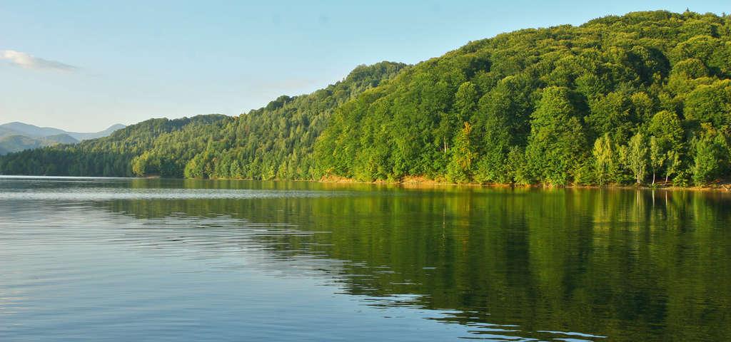 Prairie Creek Reservoir