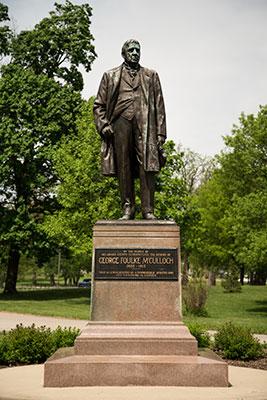 George McCulloch Memorial