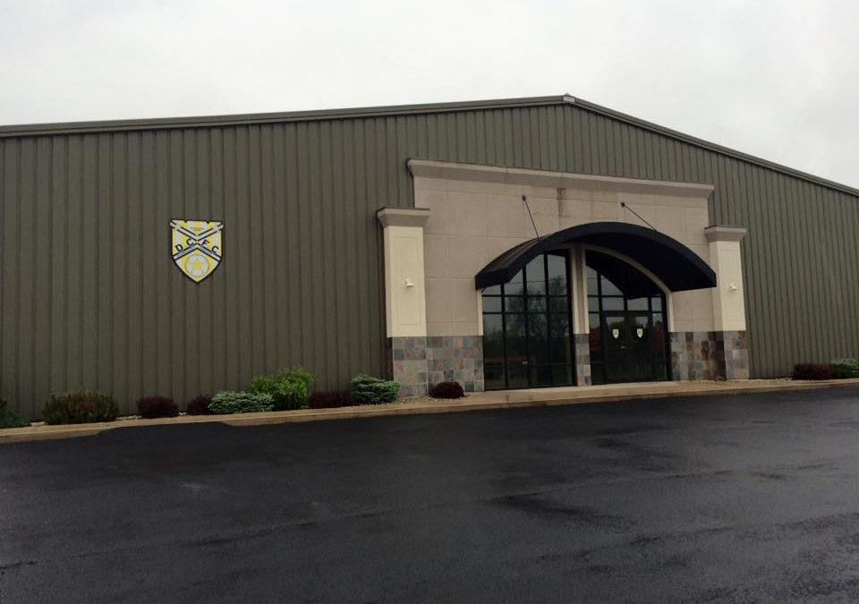 DCFC Indoor Soccer / The Cave