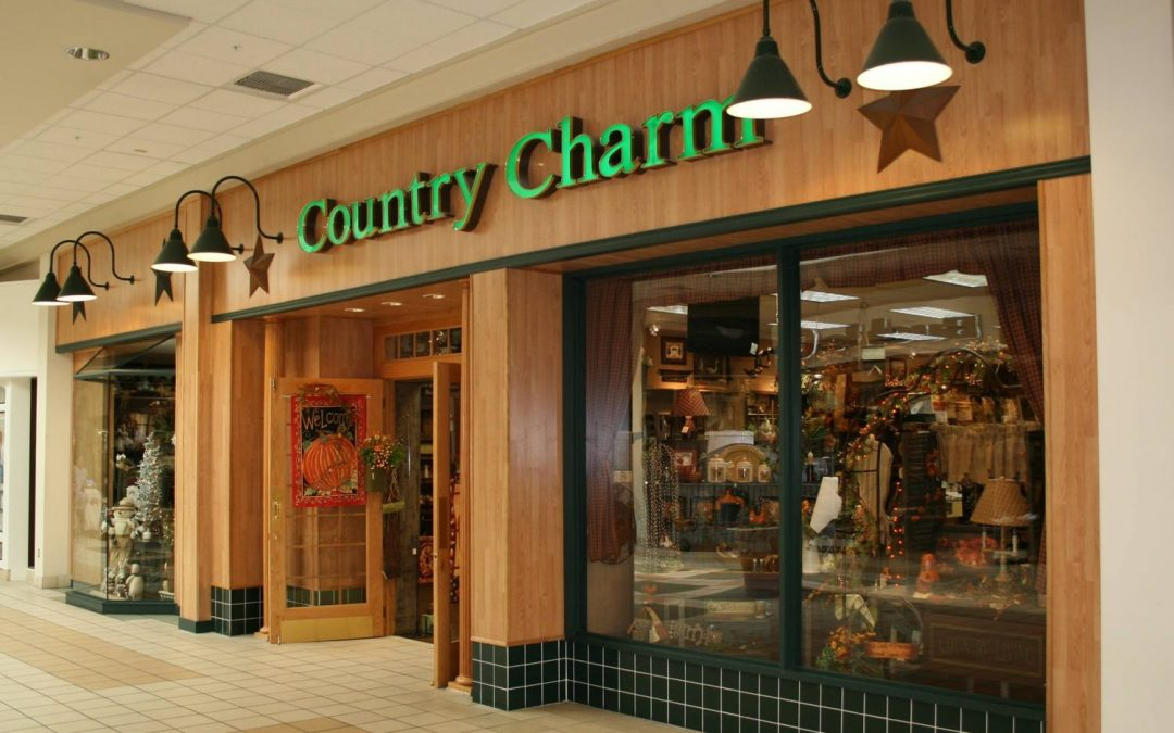 Country Charm at the Muncie Mall