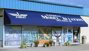 Cloud 9 Gift Shop at AMA National Model Aviation Museum