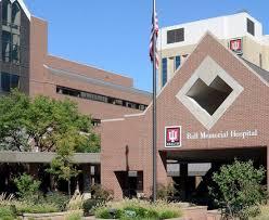 IU Health Ball Memorial Hospital's Gallery Mall