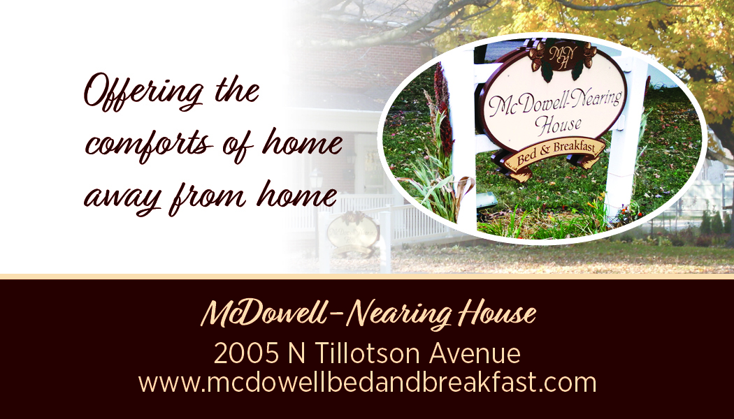 McDowell-Nearing Bed & Breakfast