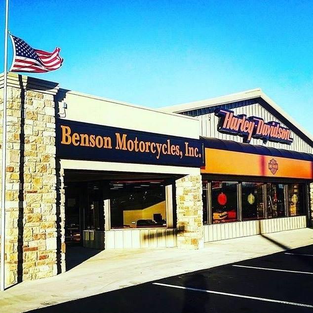 Benson Motorcycles