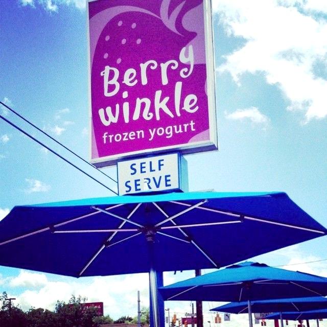 Berrywinkle Frozen Yogurt