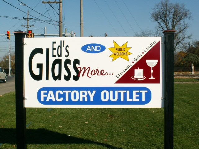 Ed's Glass & More