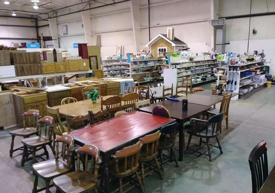 Habitat for Humanity Home Discount Center