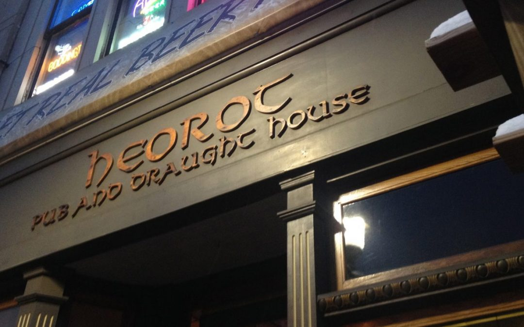 Wolves' Head Brewing at Heorot Pub & Draught House