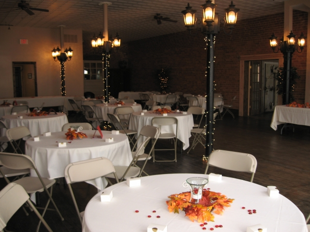 All Seasons Banquet Hall