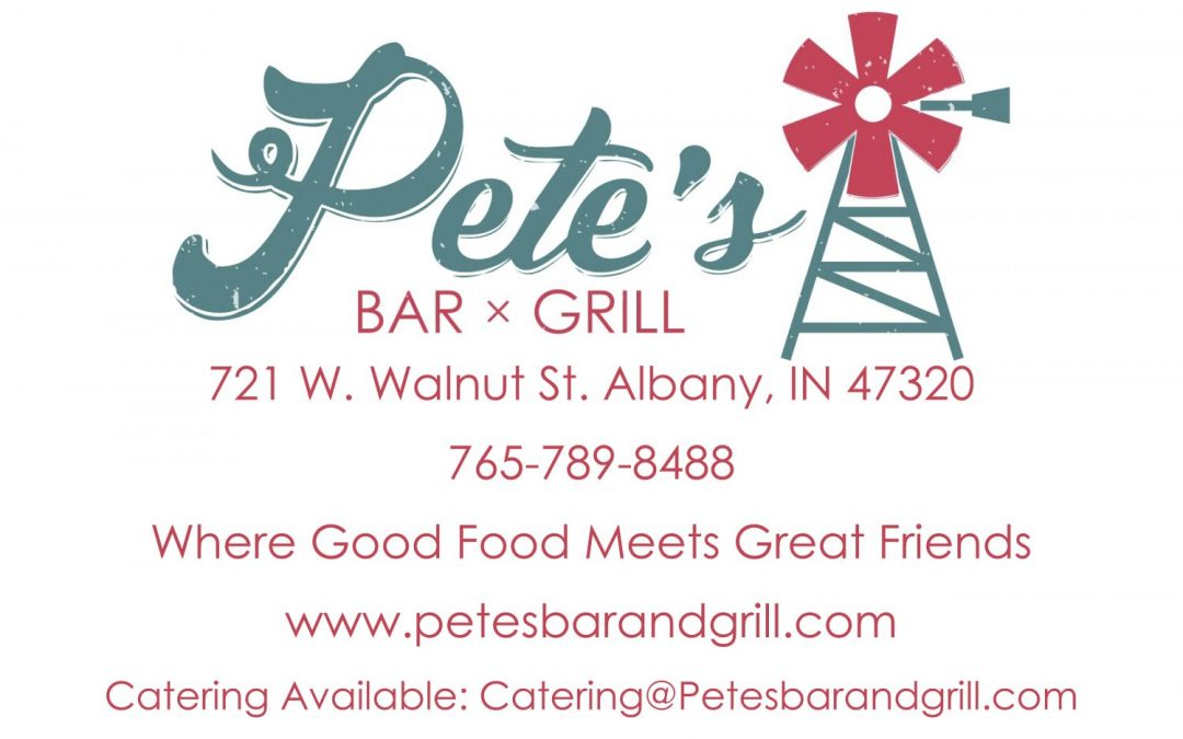 Pete's Bar x Grill (opening soon)