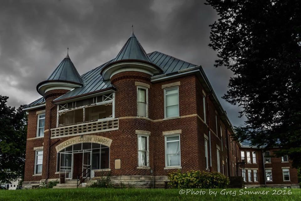 Randolph County Asylum