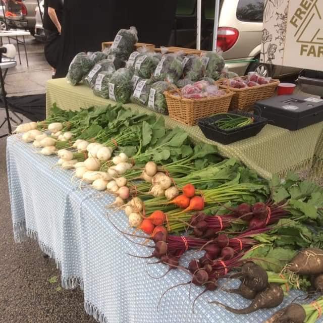 Yorktown's Farmers Market
