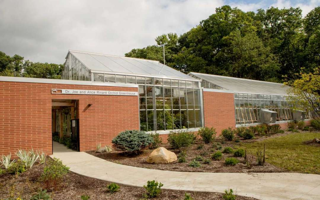 Rinard Orchid Greenhouse