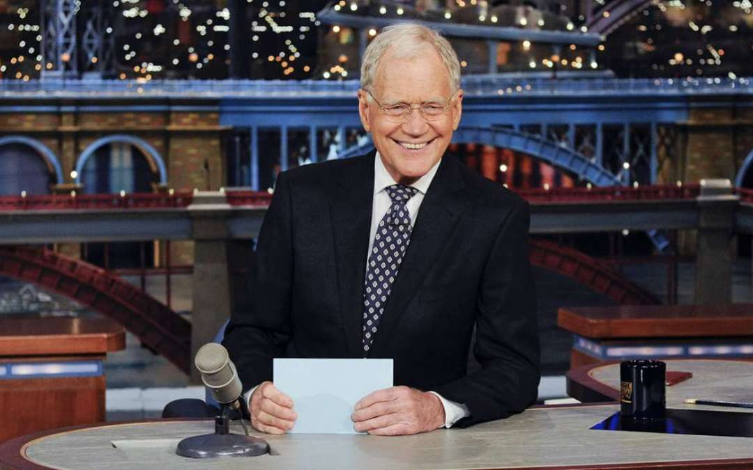 David Letterman connection with Ball State University